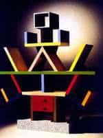 1981: la bibliothèque Sottsass