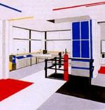 1927 Mondrian, designer