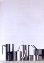 1965 La série de casseroles cylindriques
