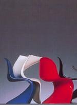 1960 La chaise Panton