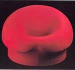 1965 Le fauteuil Up 3 dePesce