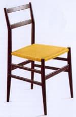 1957 La chaise super légère dePonti