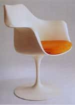 1955 La chaise Tulipe