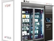 iPod en distributeur…