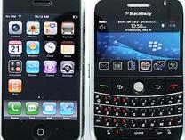 Choisir l'iPhone ou le Blackberry?