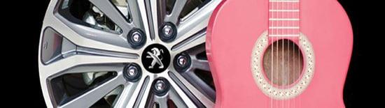 Écoutez le nouveau son de Peugeot…