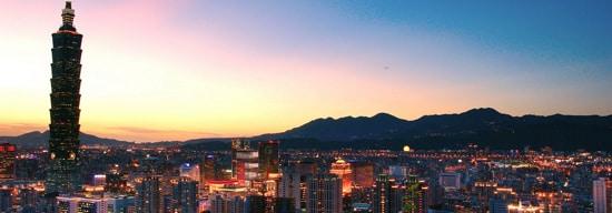 La ville du design mondial en 2016? Taipei!