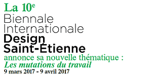 Biennale Internationale du design Saint Etienne