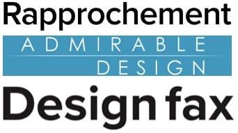 Admirable Design rejoint Design fax