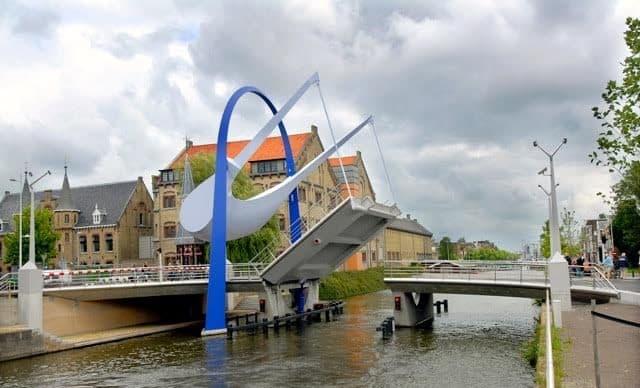 Au Pays-Bas, entre cycles et bold'air