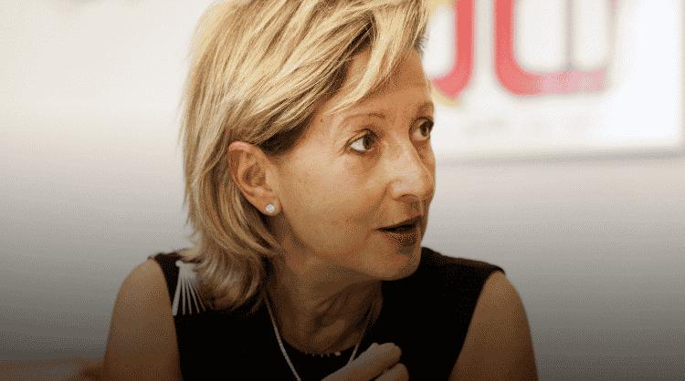 Sylvia Vitale Rotta, l'esprit d'équipe