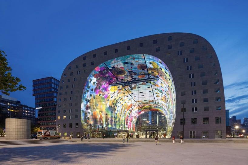 Rotterdam, l'archi-contemporaine