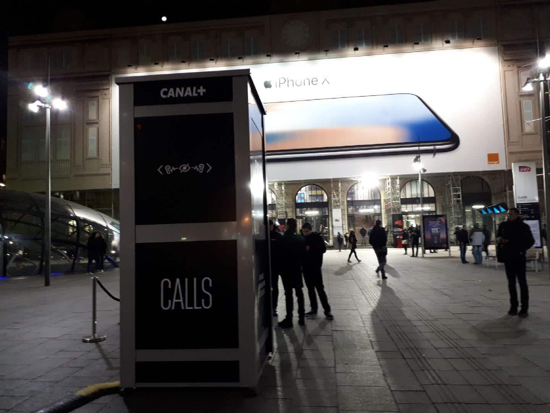 Gare aux pop-up