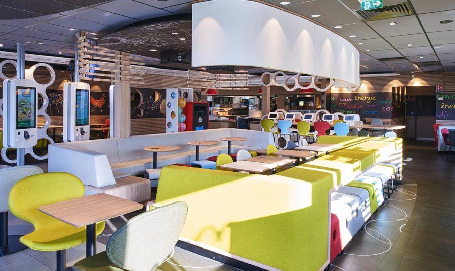 McDonald's: design demasse
